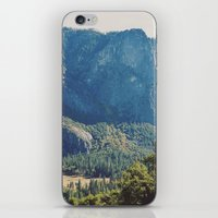 yosemite iPhone & iPod Skins featuring yosemite by anjastensrud