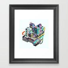 ESC Framed Art Print
