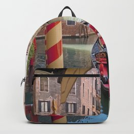 On the Canals Backpack
