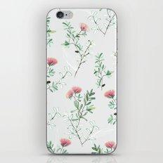 springtime pink iPhone Skin