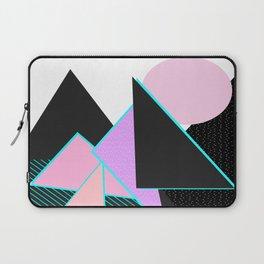 Hello Mountains - Moonlit Adventures Laptop Sleeve