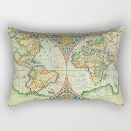 Terra Firma Rectangular Pillow