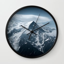 Mont Blanc collection - Flying Wall Clock