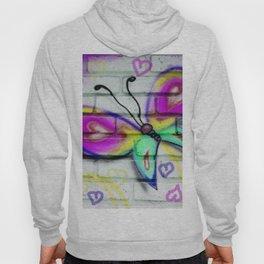 Butterflies and Bricks Hoody