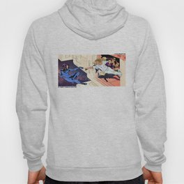 Conceptual Heist Chapter 5 Cover Hoody