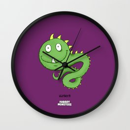 Whipilworm Wall Clock