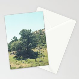 Landscape in Portugal Stationery Cards