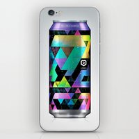 spires iPhone & iPod Skins featuring Spires Sodas by Spires