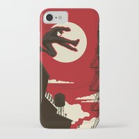 kitchen iPhone & iPod Cases featuring Hell's Kitchen by Danny Haas
