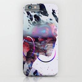 Le regard de Dieu iPhone Case