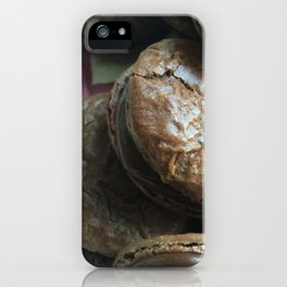 I love you more than Macaroons iPhone Case