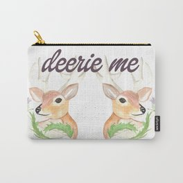 Deerie Me Carry-All Pouch