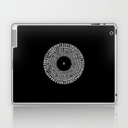 TRANSCENDENCE OF PI Laptop & iPad Skin