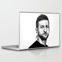 carl sagan Laptop & iPad Skins featuring Carl Froch by Hollie B