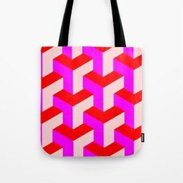 geometric patterns Tote Bag
