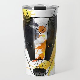 Hufflepuff Travel Mug