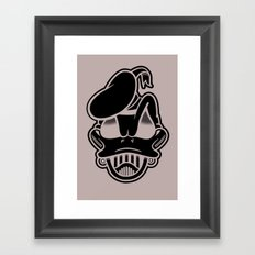 Good old Trooper Framed Art Print