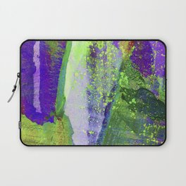 abstract nature // lake district Laptop Sleeve