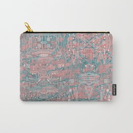 Circuitry Details 2 Carry-All Pouch