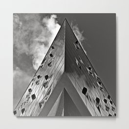 When Music touches the Sky - Duplex Metal Print