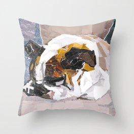 Abbey Sleeping Throw Pillow