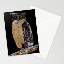 Owl – 230 Stationery Cards