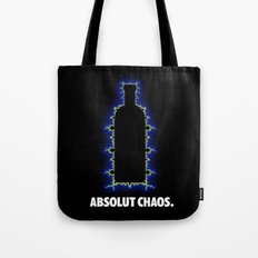 Absolut Chaos Tote Bag