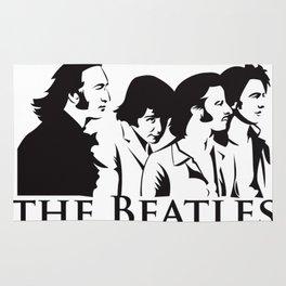 Paul, John, George and Ringo Rug