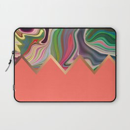 Coral Razz Laptop Sleeve