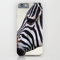 Zebra Love Slim Case iPhone 6s