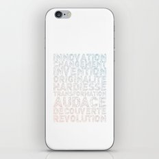 INNOVATION - SYNONYMS iPhone & iPod Skin