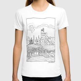 Ciudad de mis amores. T-shirt