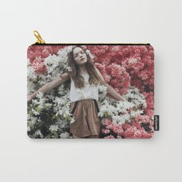 Emily in Reverie Carry-All Pouch