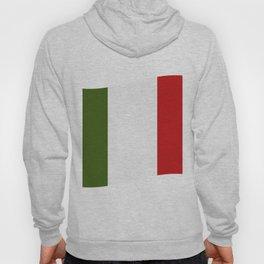 Italy flag Hoody