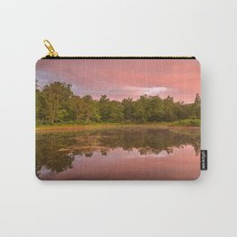Pink Twilight Marsh Carry-All Pouch