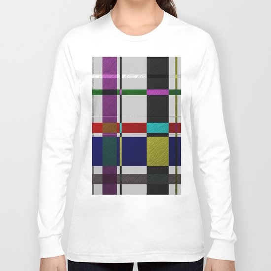 Streets Of Foil Long Sleeve T-shirt