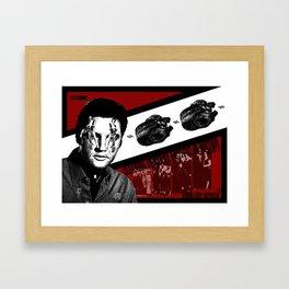 IMPRESA Framed Art Print