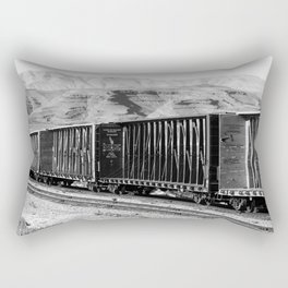 The Ride Rectangular Pillow
