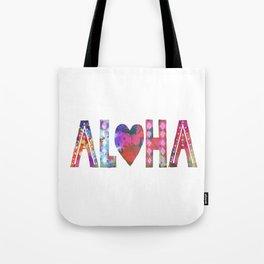 ALOHA - Style A Tote Bag