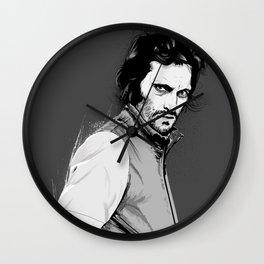 Prince Vince Wall Clock