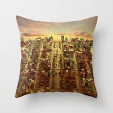 Argentine Throw Pillow