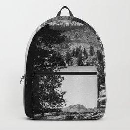 Mount Hoffmann, Yosemite National Park 1907 Backpack