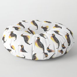 Emperor penguin Floor Pillow