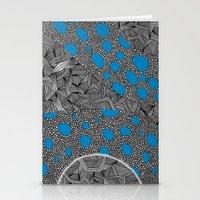 sagan Stationery Cards featuring - cosmos_04 - by Magdalla Del Fresto
