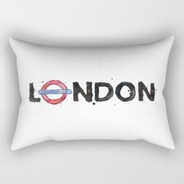 Favourite Things - London Rectangular Pillow