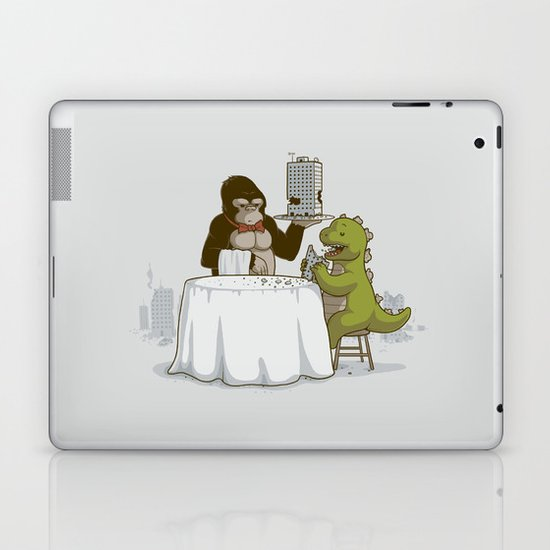 Crunchy Meal Laptop & iPad Skin