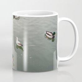 wild ducks Coffee Mug