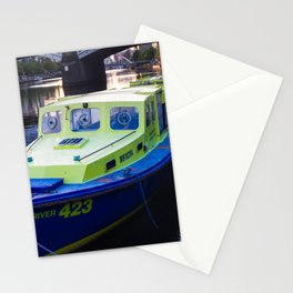 Yarra River Cruise Boat Stationery Cards