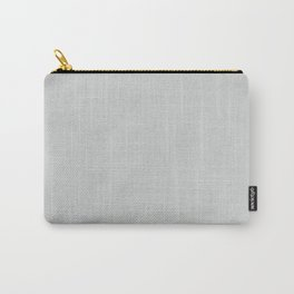 Plain grey fabric texture Carry-All Pouch