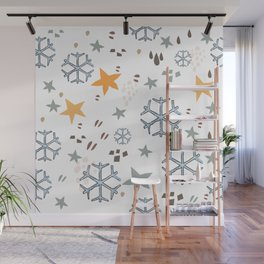 Winter Wall Mural